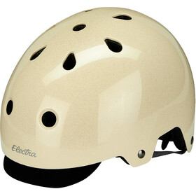 Electra Lifestyle LUX Solid Helm cream sparkle